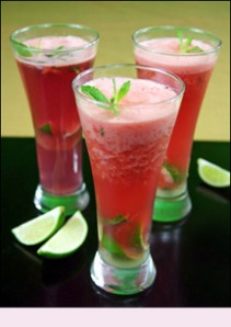 Watermelon Frojitos